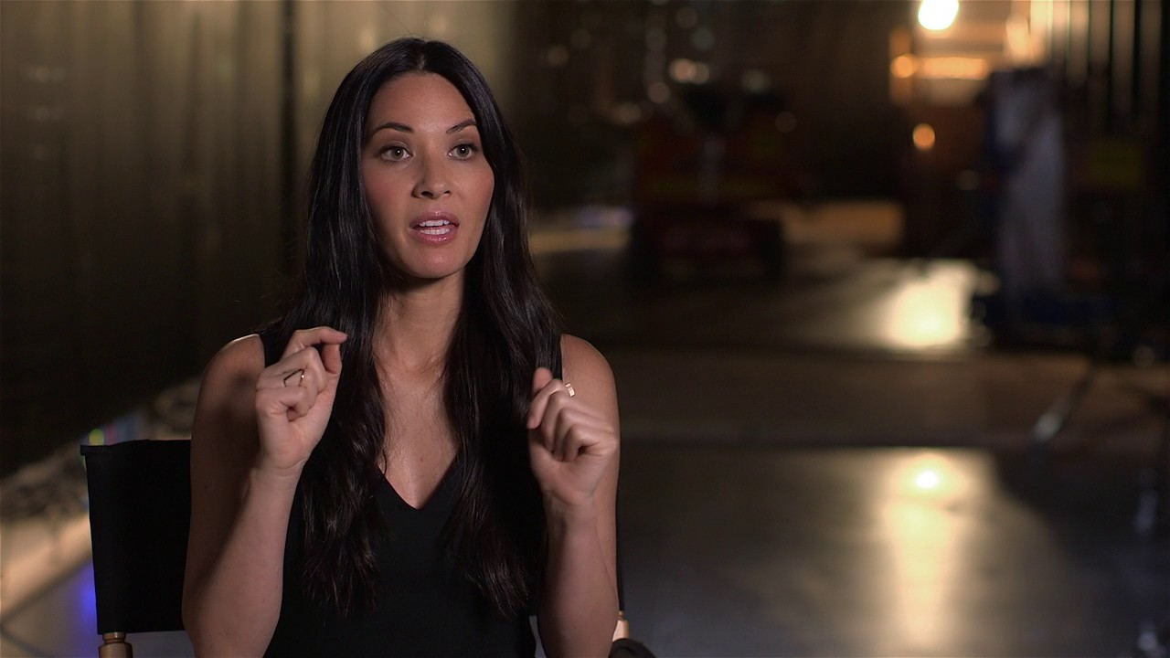 future previewsoffice christmas party olivia munn